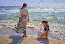 1) Figurative - Mother/daughter, sisters