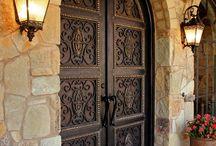 Front Entrance / Front entrance, front door, Welcome,