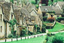 Beautiful villages etc.