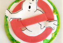 Tarta Ghostbusters