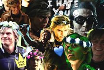 Evan Peters/ Quicksilver