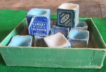 Antique & Vintage Snooker & Billiards Chalk