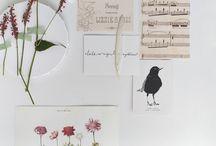 Ariadne at Home - Miniposters om te printen
