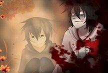 Jeff The Killer and Homicidal Liu