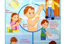 Act higiene personal