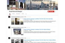 YouTube Video channel / SusanHanoverDesigns new YouTube channel! LookBook videos now online!