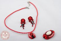 Soutache Sets - by Accessories for Stars / https://www.facebook.com/accessoriesforstars http://accessoriesforstars.blogspot.ro/