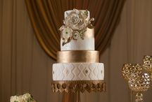 Sweet Nouveau / Sweet Nouveau designs custom wedding cakes, as well as sweets tables for gender reveal parties, baby showers, and more!