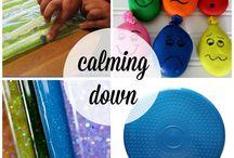 SW - Calm Down Activities