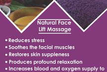 Natural Face Lift Massage and Rejuvenation