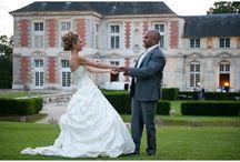 ian stuart real Brides French style Wedding