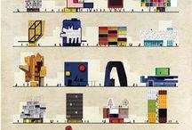 Arqui & Design / Arquitetura, Design, Desenhos