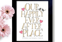 Bridal Shower Gifts /  Creative gift ideas for bridal showers.