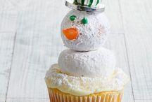 Christmas Baking / Vegetarian and Vegan Christmas Baking