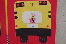 Kindergarten Unit The Bus For Us / by Angie Bonthuis