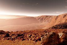 Moodboard / Life on Mars