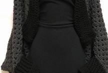 Crochet Adult Clothing