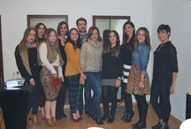 Botox Hair Party / Reunión con blogueras para la Botox Hair Party