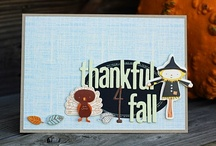 Fall into Autumn / by Scrapbook & Cards Today