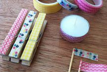 Washi tape / by Nancy Harris