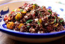 Quinoa / by Marie-Eve Delorme Kroener
