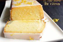 Cakes sucrées