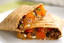 Recipes: Sandwiches and Wraps / by Melinda Kent