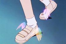 ∆ anime
