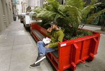 Parklet and engagement kit / Placemaking