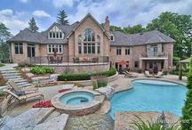 Luxury Homes from the MLS in Bruce Township / Luxury Real Estate Specialists. Janet Hull and Thomas Bush. Call 1-855-Janet-Tom, Shelby Township, Washington Township, Oakland Township, Rochester Hills, Macomb Township, Real Estate and MLS Search.