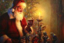 christmas / by Linda Kastens