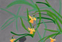 蓑島恵美 季節の植物 / 季節の植物