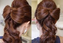 Charming hairstyles to try!