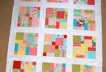 Baby's Bed / Baby quilts, Baby blankets