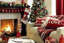 ♡ Christmas Home Decor / Christmas Home Decor