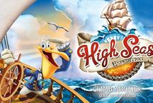 high seas (sc  3) 2015 / by Kendra Singer