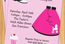 Emily's Party Invites