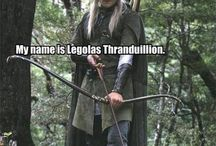 The Hobbit/ Lord of the Ring - funny