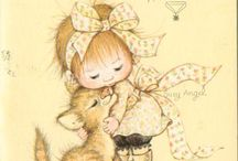 Illustration - Suzy Angel
