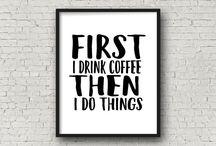 Design coffee bar