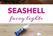 diy crafts fairy lights etc