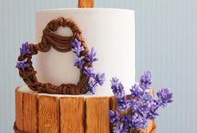 tortas amor, casamiento