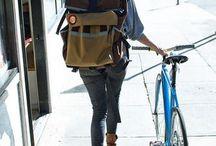 自転車 街