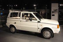 Fiat Panda Mare / Auto fantastiche