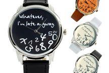 Zegarkowy fetysz / Wymarzone, wyśnione zegarki!