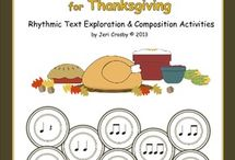 Piano Lessons: Thanksgiving Resources
