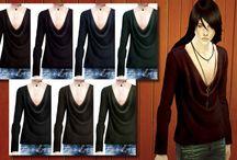 Sims 4 vêtement