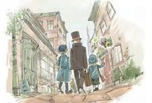 Professor Layton ・ェ・ / A gentleman never leaves a puzzle unsolved —Professor Layton