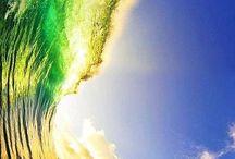 surf / hang loose