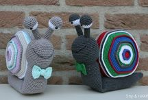 Crocheting / by Andrea Egstorf